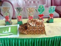 Hadiah Lomba Pidato Virtual Tingkat SD Se- Kecamatan Padang Ganting dan Nagari Pasilihan diantar langsung ke Sekolah