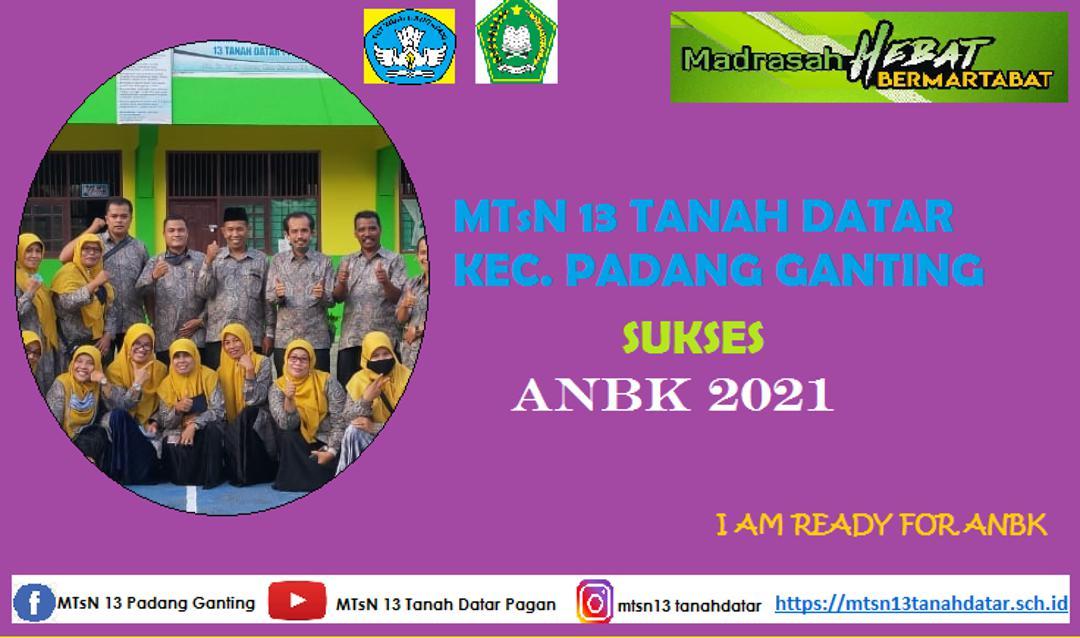Sukses ANBK 2021