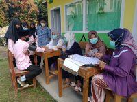 MTsN 13 Tanah Datar Laksanakan Vaksin Pertama untuk Siswa